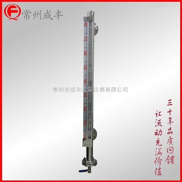 侧装式磁翻板液位计【常州成丰仪表】国产厂家磁性液位计包无损