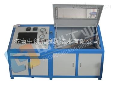 輸泥管耐壓強度試驗機工作原理,空調管靜液壓試驗臺操作視頻