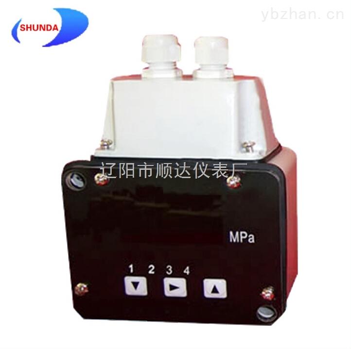 YSJ-1700-数显压力继电器