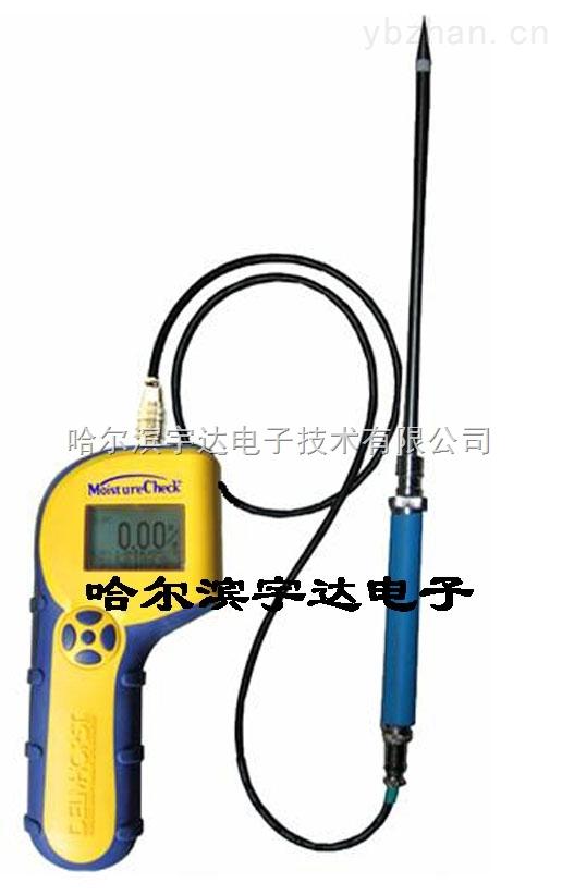 【DELMHORST-DH836】有机绿色土壤水分测量仪