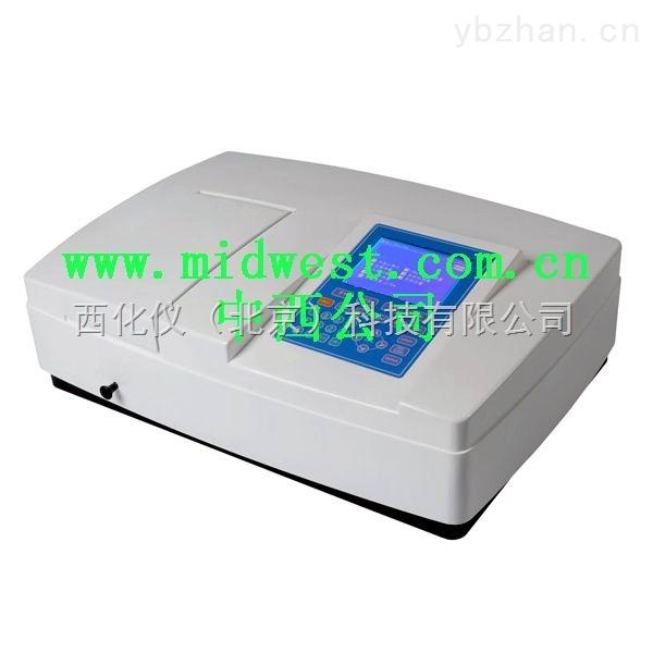 紫外可見分光光度計 型號:SH11YX/UV-6100庫號:M379696