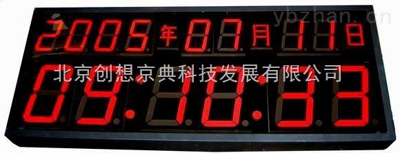 广播电视中心GPS卫星时钟系统解决方案
