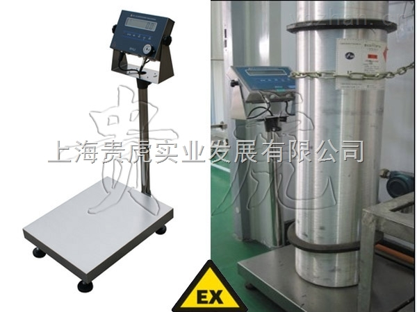 GH-EX-SCS-上海防爆電子秤價格,不銹鋼防爆小地磅