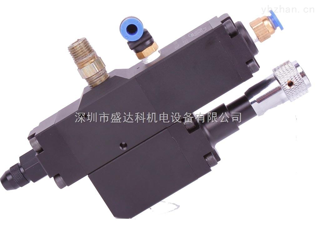 0.1-1g精密定量阀 电子烟油定量阀