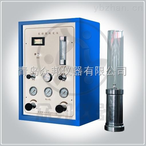ZR-311塑料燃烧氧指数试验仪ZR-311 众邦
