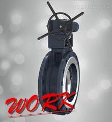 美國沃克(WORK)-進口雙向壓蝶閥