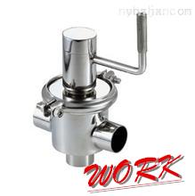 美國沃克(WORK)-進口衛生級截止閥