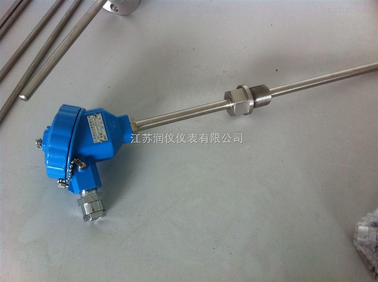 一體化彈簧壓緊式鎧裝熱電阻