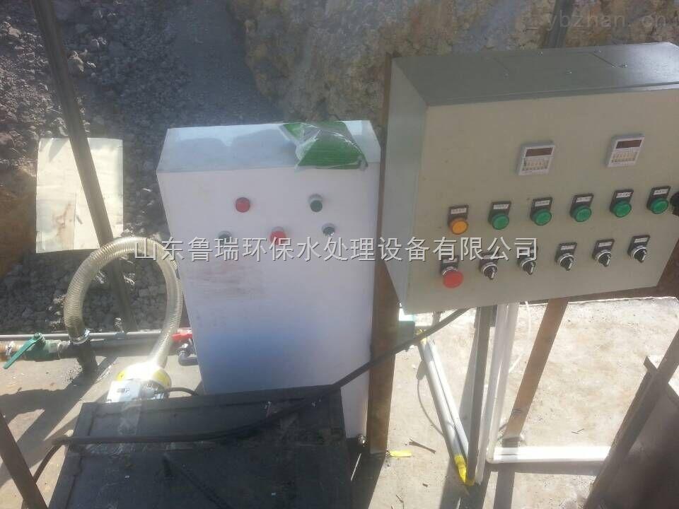 LR-廣西高純二氧化氯發生器工藝流程