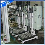 25升液体灌装机,防腐去胶液称重式分装机
