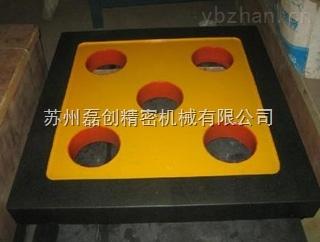 大理石检验平台1000*1600_苏州大理石工作台_测量平台大理石订做