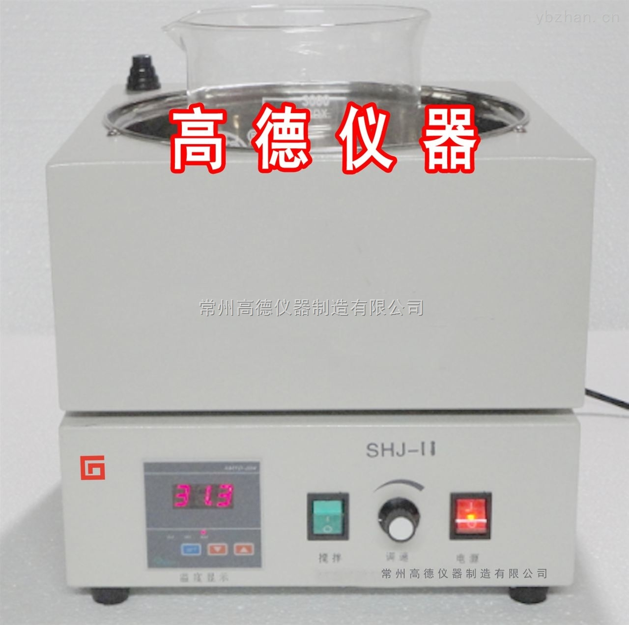 SHJ-II-水浴磁力攪拌器