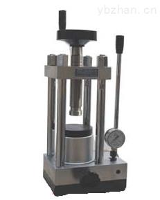 中藥粉末壓片機,小型手動壓片機