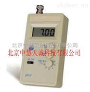 便攜式數顯酸度計  型號:HJD/PHS-P