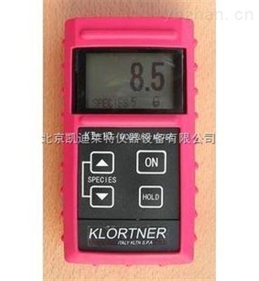 KT-10单板木材水分测试仪的使用方法