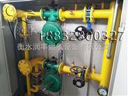 大31燃气减压阀天然气调压器高精度润丰供应