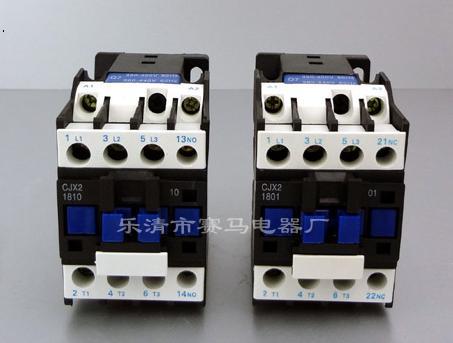 cjx2交流接触器 220v电压可以控制多大功率的电机