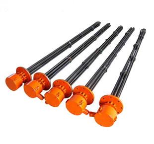 单端加热器:电热管用于不能在两端接线的加热介质