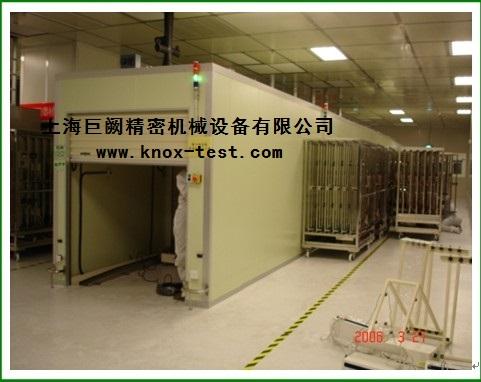 隧道式老化炉
