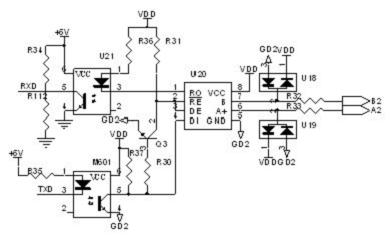 电路 电路图 电子 原理图 390_237