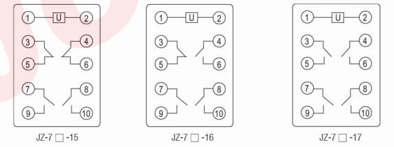 jz-7gy-s100k接线图