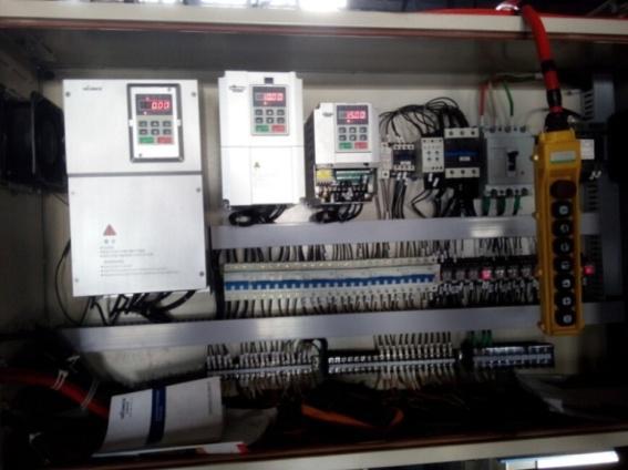 合康变频起重专用变频器在电动葫芦上的应用