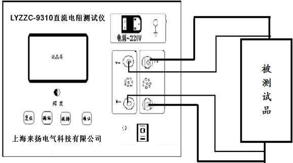 LYZGS全自动直流发生器试验过程十分简单五、使用说明    高频输出及电压、电流测量电缆快速联接多芯插座:用于机箱与倍压部分的联接。联接时只需将电缆插头上的白点对准插座上的白点顺时针方向转动到位即可。拆卸时只需逆时针转动电缆插头即可。注意:安装、拆卸插头时,请握紧插头的金属圆环处旋转。严禁手握电缆线旋转及拉拨电缆线旋转,以免造成插头与电缆线之间断线。 液晶显示屏:显示测量数据;电压整定数值;定时提醒;倍压节数等,显示内容与您的操作有关。  电源输入插座:单相交流220V±10%,50H