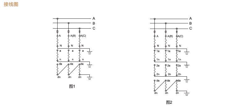 jszw-3a jszw-6a jszw-10户内零序电压互感器 三相五柱式电压互感器图片
