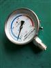 氫氣壓力表/不鏽鋼氫氣壓力表/禁油表/YQ-100/YQ100B