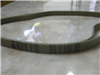 T10-1610供应进口同步带T10-1610高速传动带